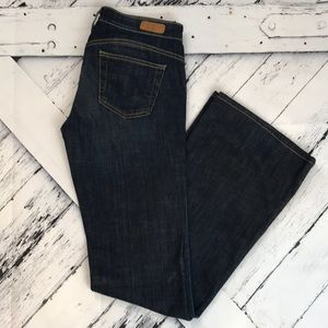 AG ADRIANO GOLDSCHMIED New Legand Flare Jeans 27